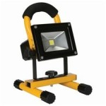 Iluminación, Portable Cob Led Flood Light, Mercaluz SRL